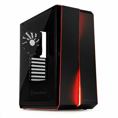Silverstone RL07 Gaming Full Tower Tempered Glass Case