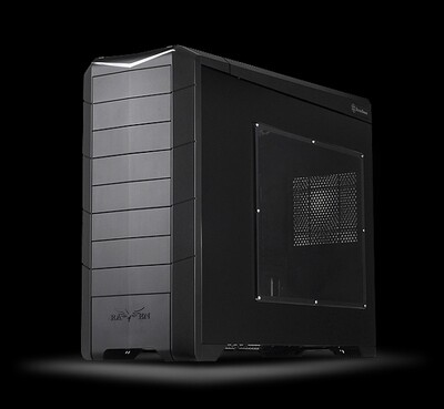 SilverStone Raven 2 Revolutionary 90 degree Full Tower Enthusiast Gaming Case