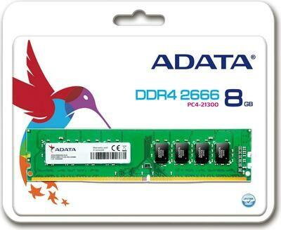 ADATA Premier 8GB DDR4 2666 Mhz Ram