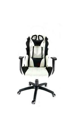 White/Black Gaming Chair