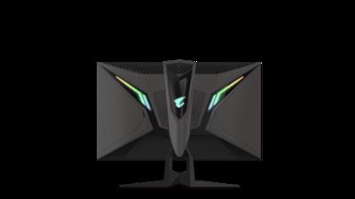"GIGABYTE AORUS FI27Q-P 27"" QHD 2560 x 1440 (2K) 1ms (MPRT) 165 Hz HDMI, DisplayPort AMD FreeSync Technology and G-Sync Compatible Gaming Monitor"