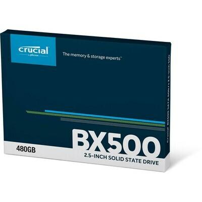 "Crucial BX500 480GB SATA 2.5"" SSD"