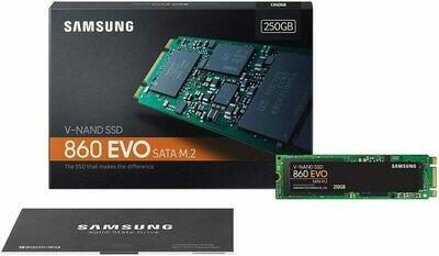 Samsung 860 EVO SATA M.2 SSD 250GB