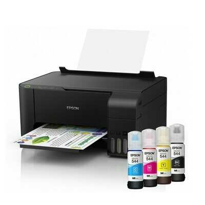 Epson 3 in 1 L3110 Multifunction Printer with original Ink Tank for big savings