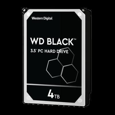 WESTERN DIGITAL WD CAVIAR BLACK 4TB HDD