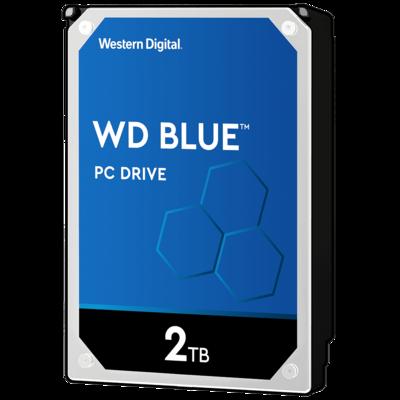 WESTERN DIGITAL WD CAVIAR BLUE 2TB 64MB HDD