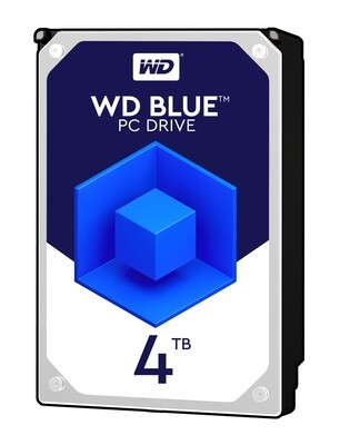 WESTERN DIGITAL WD CAVIAR BLUE 4TB 64MB HDD