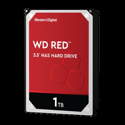 WESTERN DIGITAL WD CAVIAR RED 1TB HDD