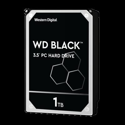 WESTERN DIGITAL WD CAVIAR BLACK 1TB HDD