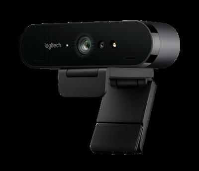 Logitech BRIO ULTRA HD PRO WEBCAM 4K webcam with HDR
