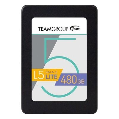 TEAMGROUP L5 Lite 480GB SSD SATA 6G