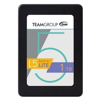 TEAMGROUP L5 Lite 1TB SSD SATA 6G