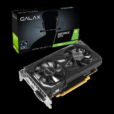 GALAX GeForce GTX 1650 EX (1-Click OC) 4GB GDDR5 128-bit Video Card