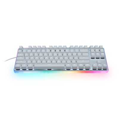 Rakk Sinag 87 Cherry MX Blue Gaming Mechanical Keyboard
