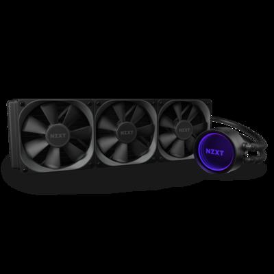 NZXT Kraken X73 - 360mm AIO Liquid CPU Cooler with RGB