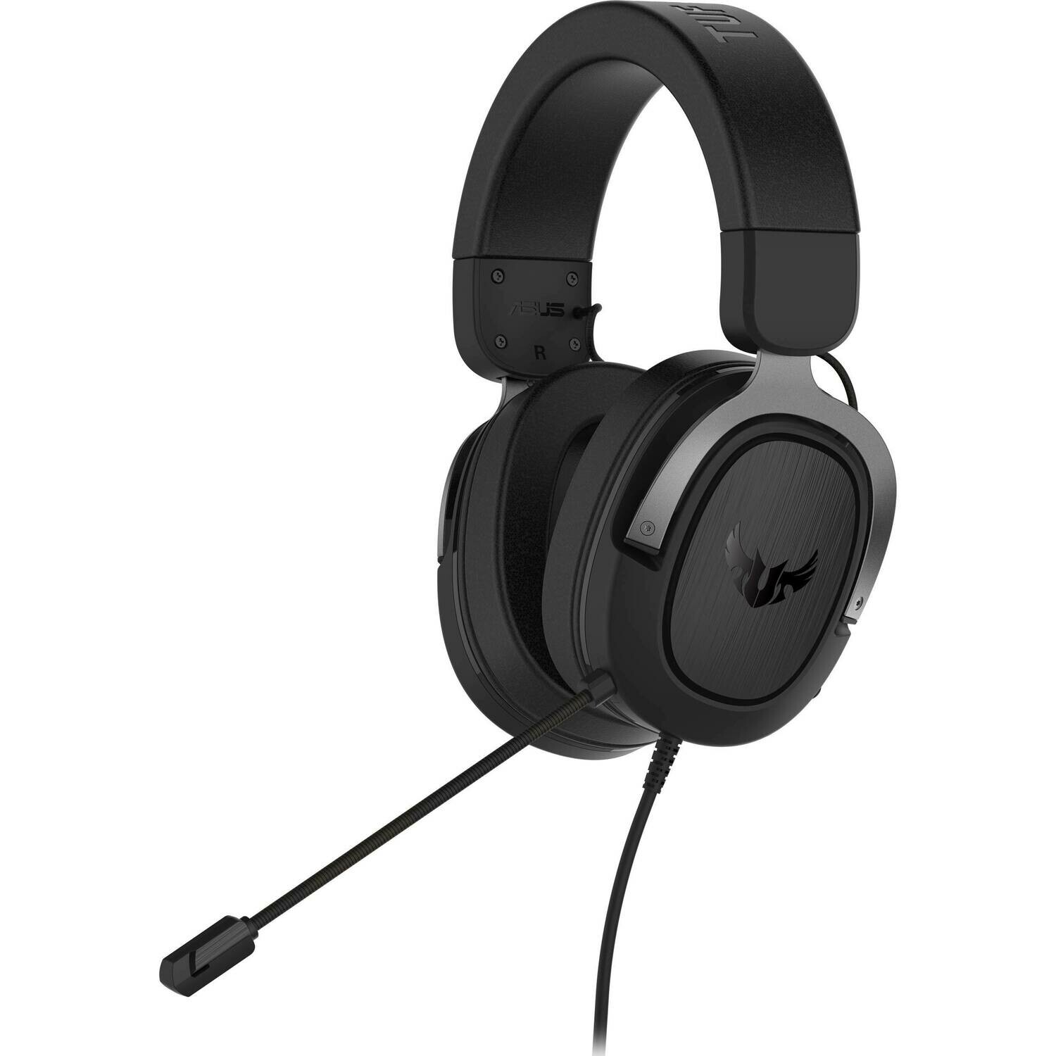 ASUS TUF Gaming H3 Gun Metal Edition Gaming Headset