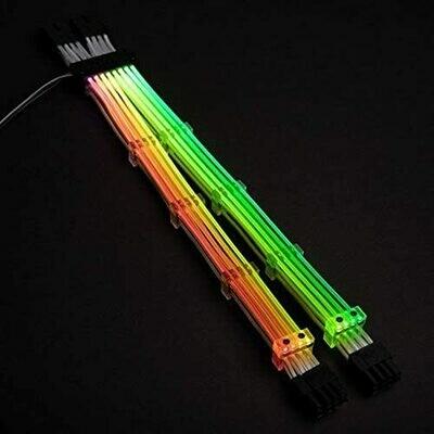 LIAN LI STRIMER 8 PIN Lian-Li Cable Strimer 8 pin RGB 8-pin(6+2) VGA extension cable
