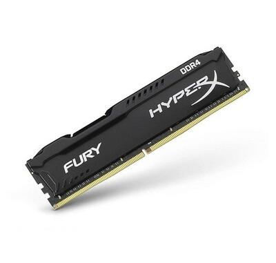 Kingston HyperX Fury 16GB 2666Mhz DDR4 CL16 Black