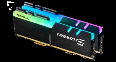 G.Skill Trident Z RGB 16GB (2 x 8 GB) 3600mhz DDR4 Memory