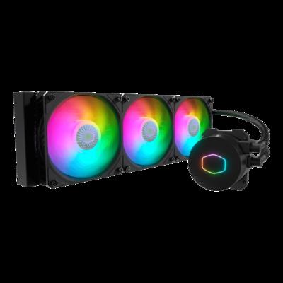 COOLERMASTER MasterLiquid ML360L ARGB V2 AIO Liquid CPU Cooler