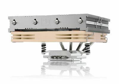 Noctua NH-L12S, Premium Low Profile CPU Cooler with Quiet 120mm PWM Fan