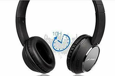 F & D Bluetooth Wireless Headset (No Microphone)