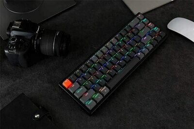 Keychron K6 RGB Wireless Mechanical Keyboard