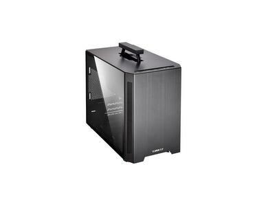 LIAN LI TU150 Aluminium tempered glass ITX case