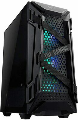 ASUS TUF Gaming GT301 Mid-Tower TG Case