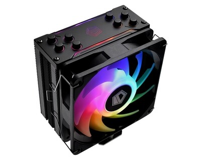 ID COOLING SE-224-XT ARGB V2 ARGB CPU Cooler AM4/INTEL