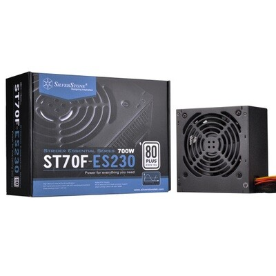 SilverStone 700W 80 Plus Power Supply