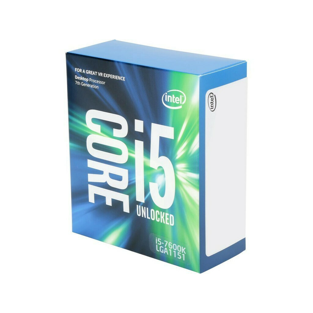 Intel Core i5-7600K Kaby Lake Quad-Core 3.8 GHz LGA 1151 Processor