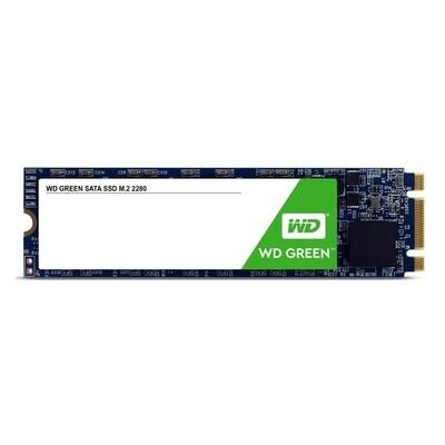 WESTERN DIGITAL WD GREEN 120GB M.2 SSD 3D NAND