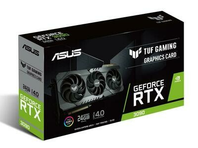 ASUS GeForce TUF Gaming GeForce RTX 3090 24GB GDDR6X 384-Bit Video Card