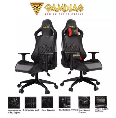 Gamdias Aphrodite EF1-L Multifunction PC Gaming Chair