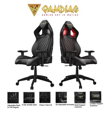 Gamdias Aphrodite ML1-L Multifunction PC Gaming Chair