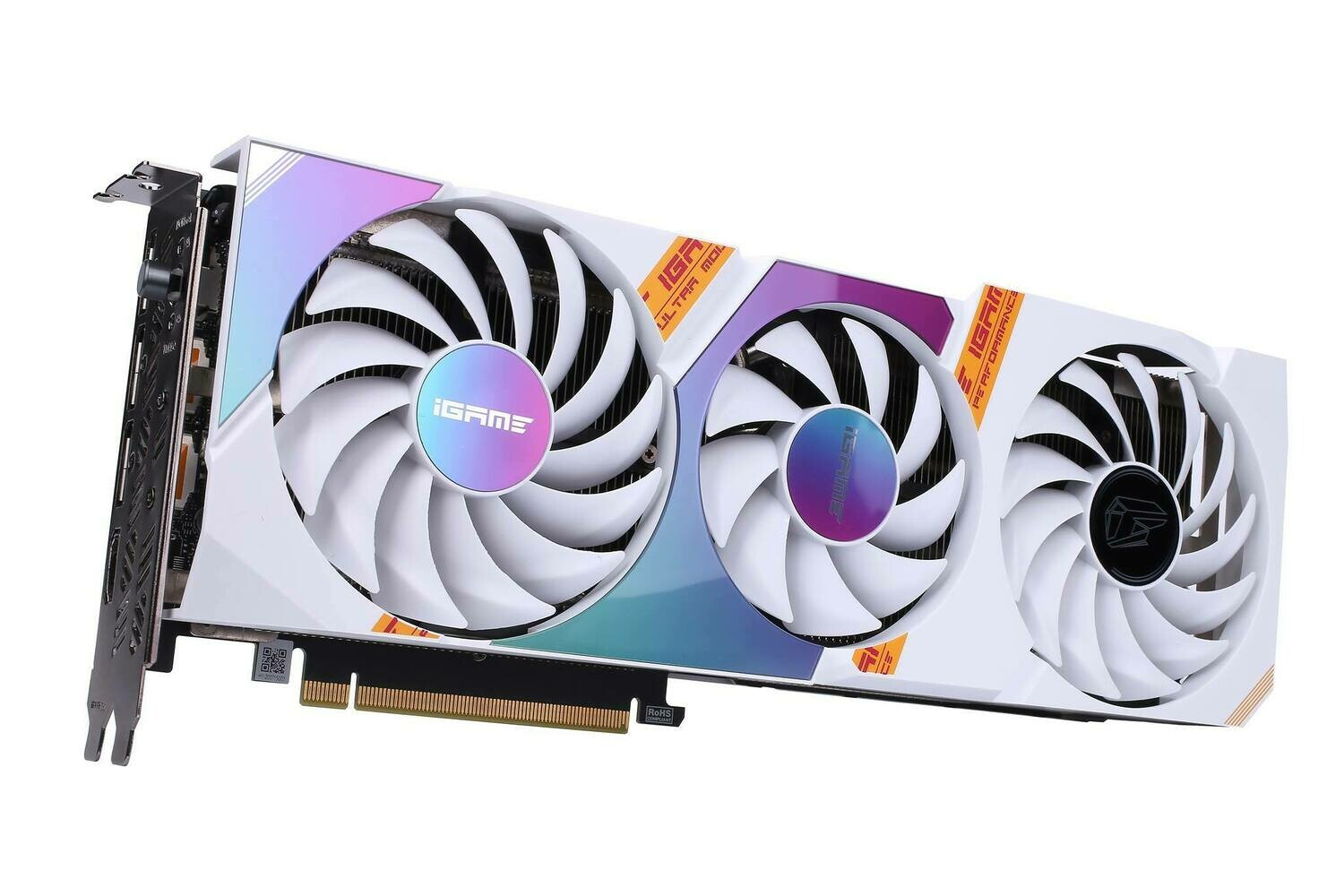 Colorful iGAME GeForce RTX3060 Ti Ultra White OC-V 8GB 256-Bit GDDR6 Video Card