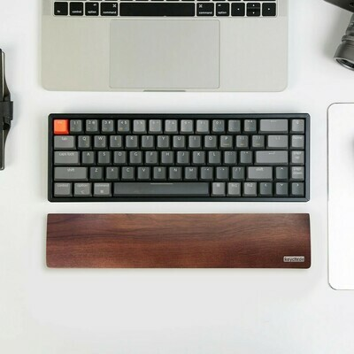 Keychron Walnut Wood Palm Wrist Rest