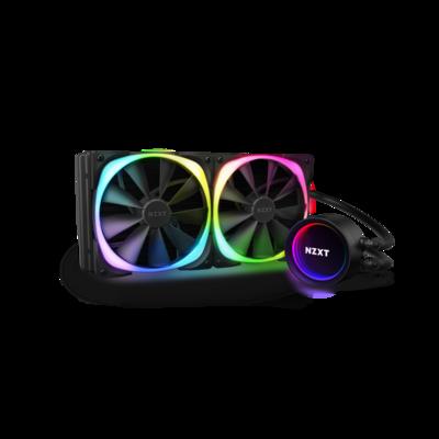NZXT Kraken X63 RGB - 280mm AIO Liquid CPU Cooler with RGB