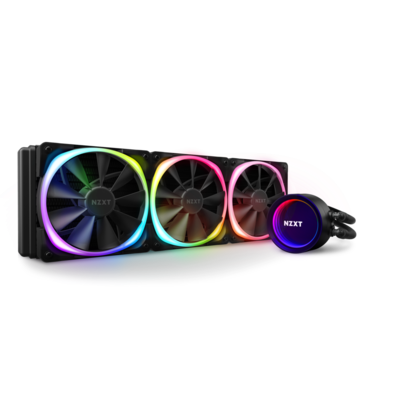 NZXT Kraken X73 RGB - 360mm AIO Liquid CPU Cooler with RGB