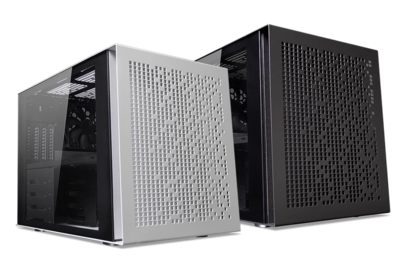 Tecware Quad Cube Micro ATX Dual Sided TG Case