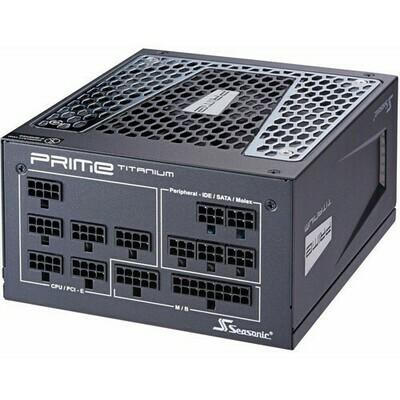 Seasonic Prime Ultra Titanium 850W Full Modular Atx12V & Eps12V Super Quiet Power Supply