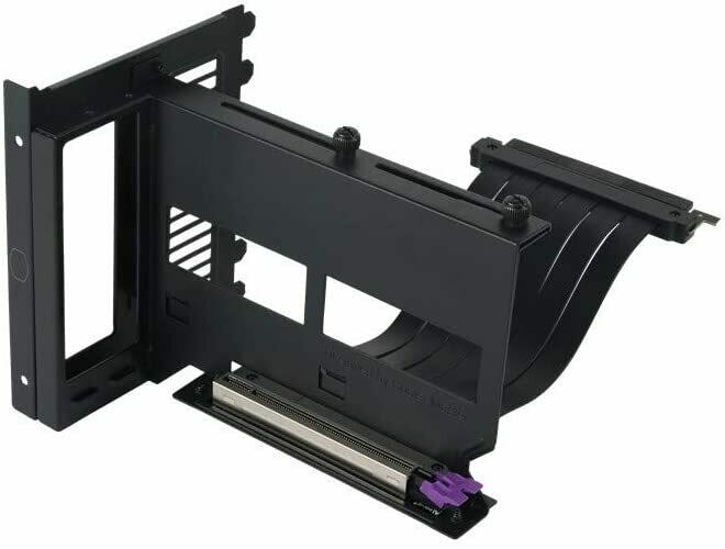 Cooler Master Vertical Graphics Card Holder Kit With Riser Cable V2
