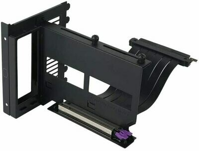 Cooler Master Vertical Graphics Card Holder Kit With Riser Cable V2