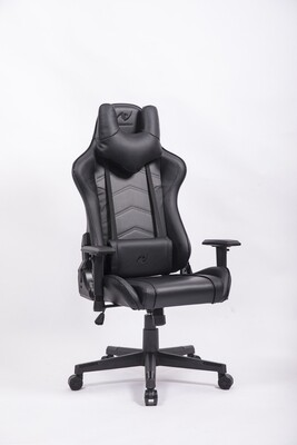 AndyGaming Black Gaming Chair