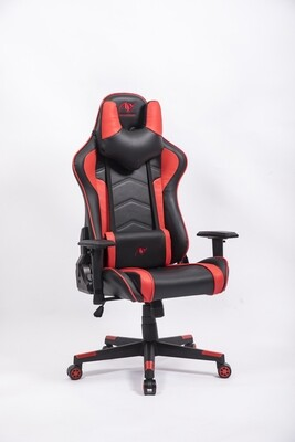 AndyGaming Red Gaming Chair