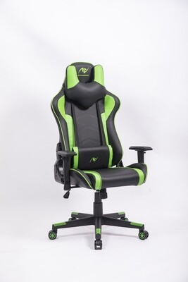 AndyGaming Green Gaming Chair