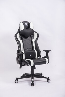 AndyGaming White Gaming Chair