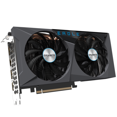 GIGABYTE GeForce RTX 3060 TI EAGLE OC 8GB 256-Bit GDDR6 PCI Express 4.0 HDCP Ready Video Card