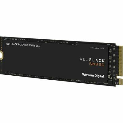 WD BLACK SN850 500GB GEN4 (PCIE 4.0) NVMe 3D NAND SSD